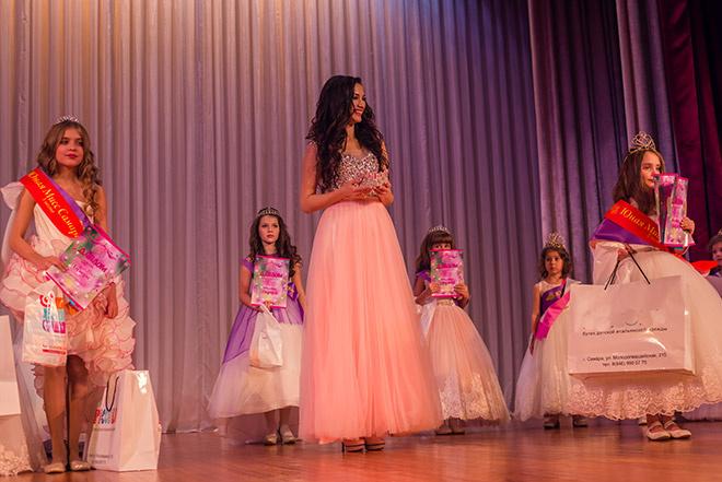 Юная Мисс Самара 2016 фото