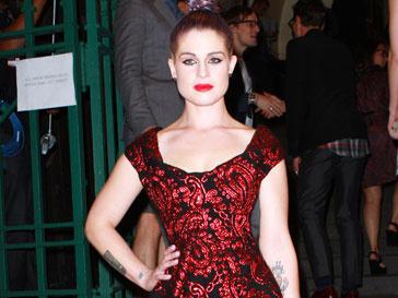 Келли Осборн (Kelly Osbourne) хочет, чтобы полные девушки выглядели стильно