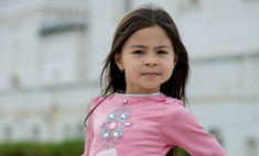 Астраханка признана самой красивой девочкой планеты