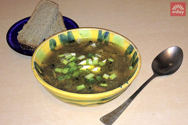 как сварить суп