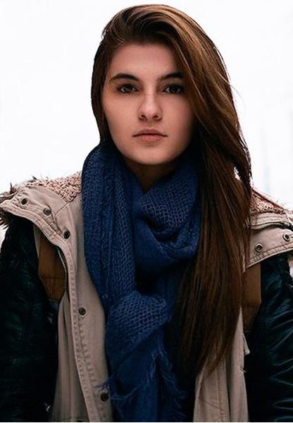 Анастасия Созыкина - участница конкурса «Мисс Виртуальная Россия»