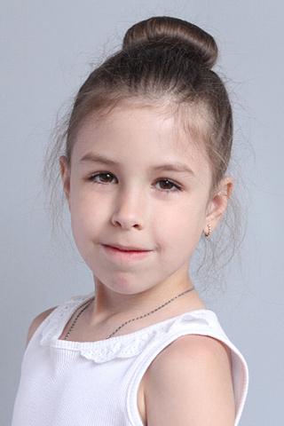 Алиса Гененфельд, «Топ модель по-детски-2016», фото