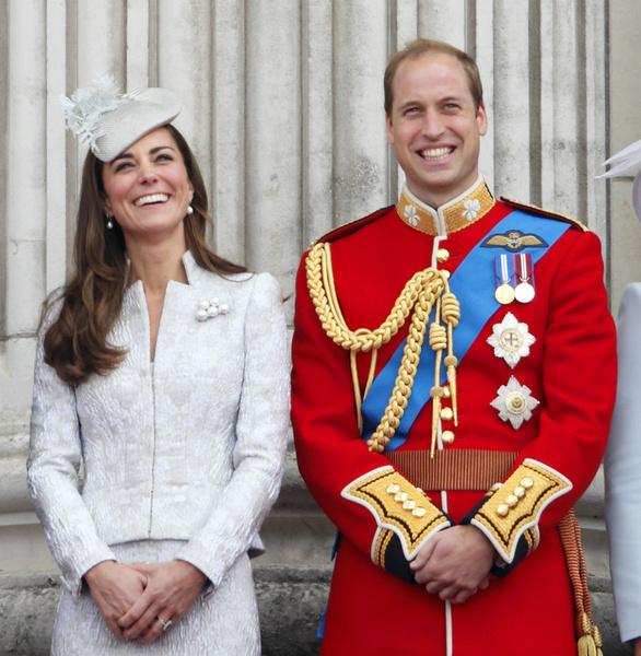 История любви Кейт Миддлтон и принца Уильяма в фотографиях   галерея [1] фото [6]