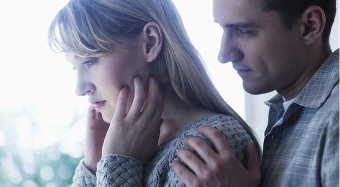 Женатый любовник медлит с сексом