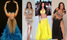 10 самых сексуальных восточных танцовщиц Екатеринбурга