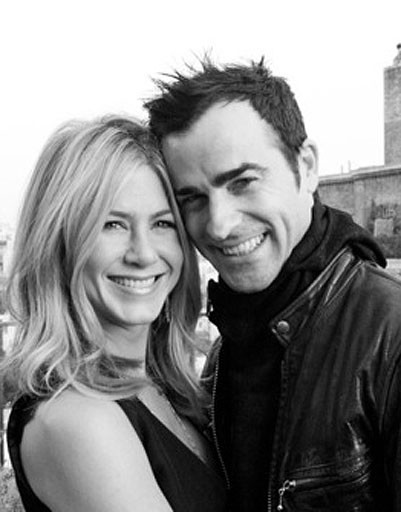 Дженнифер Энистон (Jennifer Aniston) и Джастин Теру (Justin Theroux)