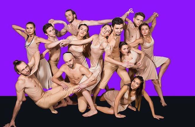 Команда Evolvers из Красноярска – участник шоу Танцуют все! на телеканале Россия-1