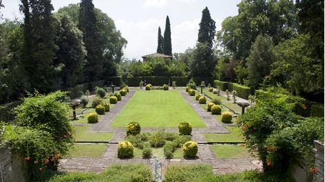 Вилла Марлия в Тоскане станет отелем | галерея [1] фото [2]