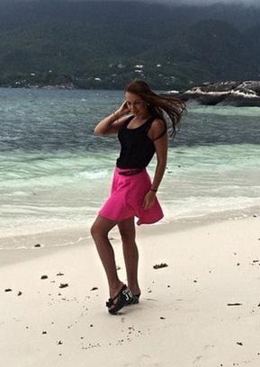 «Дом-2» остров любви Татьяна Охулкова