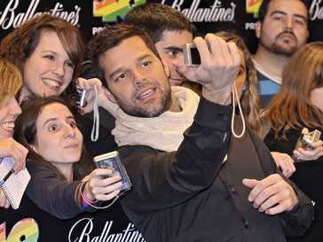 Рики Мартин (Ricky Martin) стал лучшим геем