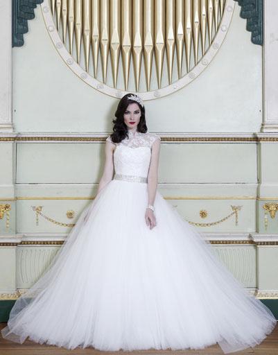 Свадебное платье Diane Harbridge 2013
