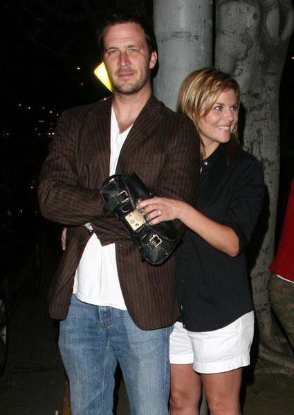 Тифани с мужем Брэди