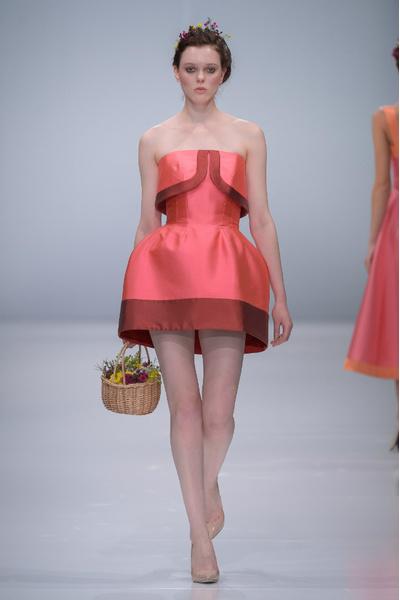 Молодые дизайнеры на Неделе моды в Москве | галерея [1] фото [6]
