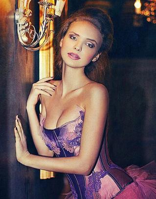 Анастасия Зорина