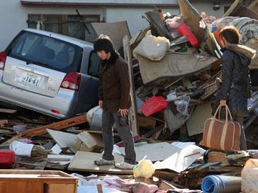 Российские спасатели прилетели в Токио