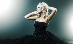 Революция в свадебной моде – черное платье невесты