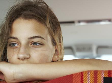 Как помочь дочери пережить расставание с любимым