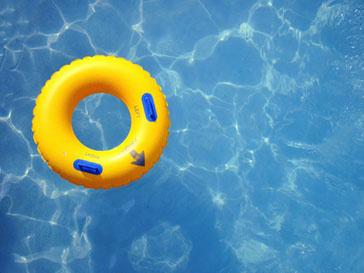 Надувные бассейны смертельно опасны для малолетних детей