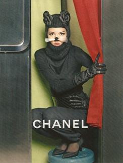 Рекламная кампания Chanel, сезон осень-зима 2011/2012