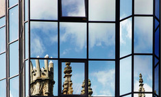 Шотландия: небо в клетку