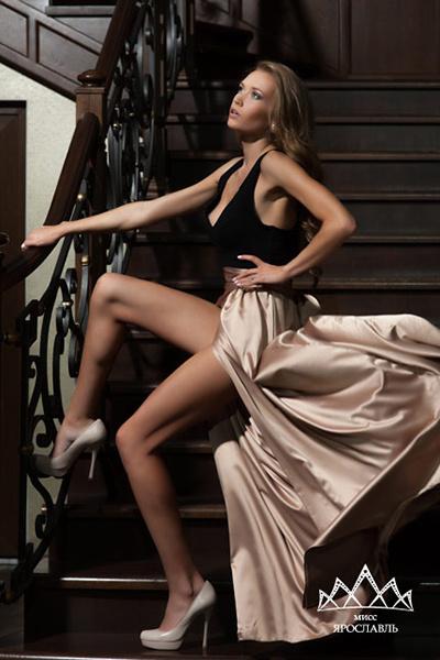 Анастасия Панова, 20 лет