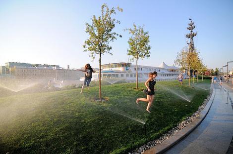 Парк Горького открывает летний сезон | галерея [1] фото [14]