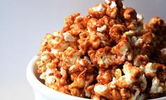 Карамельный попкорн: готовим в домашних условиях