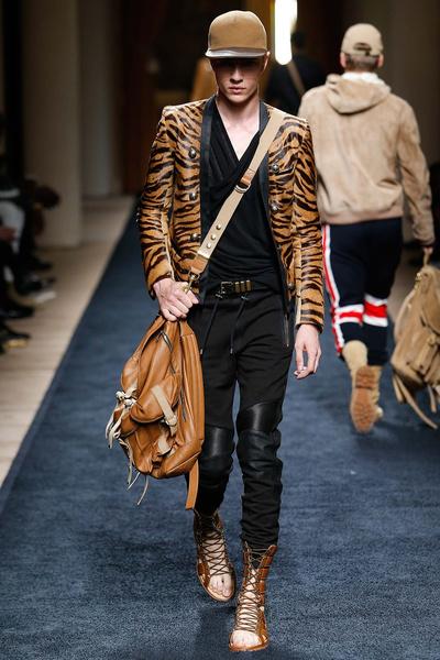 Неделя мужской моды в Париже: лучшие показы | галерея [7] фото [8]