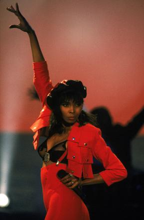 Выступление Донны Саммер, 1985 год