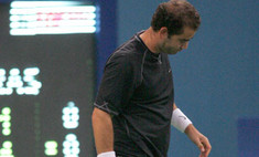 Звезда тенниса Пит Сампрас лишился большинства трофеев