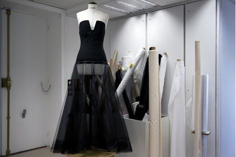 мастерские Chanel в Париже