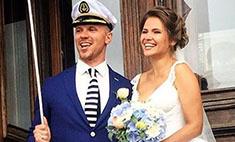 Звезда клипа «Экспонат» вышла замуж