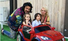 Сыновья Киркорова и Рудковской подрались из-за девочки