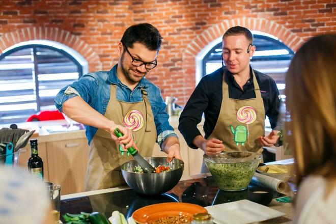 High cook: как смартфон поможет нам на кухне?