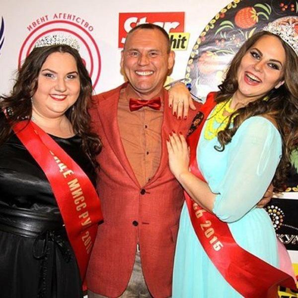 Анастасия Ладыгина, вторая вице-мисс на конкурсе «Русь – 2015», фото
