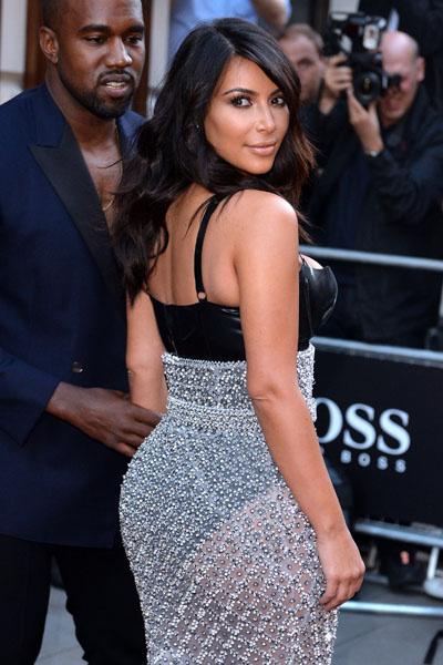 Ким Кардашьян беременна во второй раз
