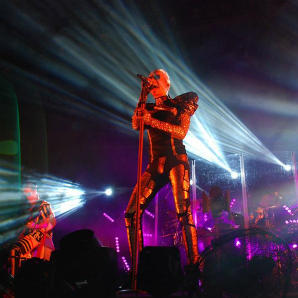 В Петербург Tokio Hotel приехали с матрешками