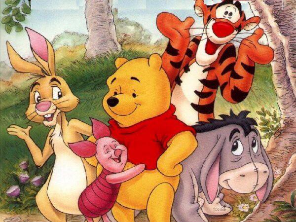 Винни-Пух фильм Disney
