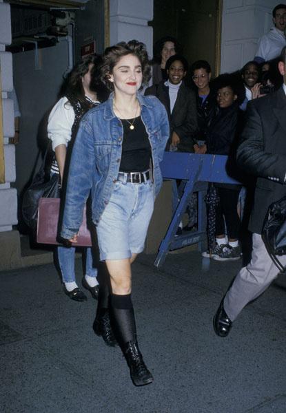 Мадонна, 1988 год