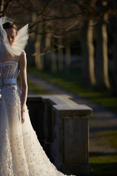 Лучшие коллекции Недели свадебной моды   галерея [4] фото [4]