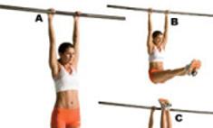 8 упражнений для «олимпийского» живота