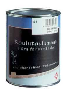 Краска для школьных досок Vo-Koulutaulumaali, Tikkurila