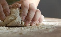 Тесто для домашнего вкусного хлеба