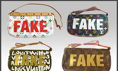 Louis Vuitton придумала, как бороться с подделками