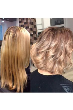 Идеальное окрашивание волос: 50 фото до и после
