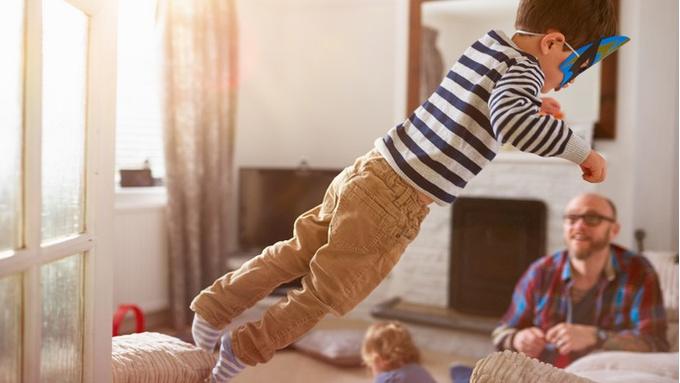 4 типа детского темперамента