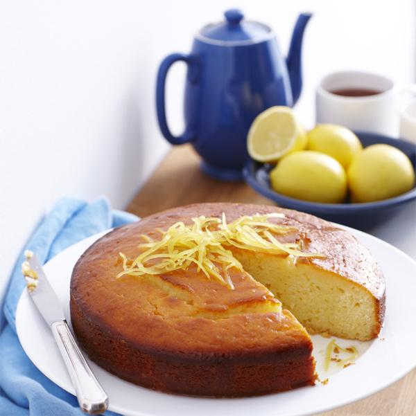 Йогуртовый пирог