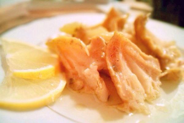 Трубач с лимонным соком и луком от Яны Пятецкой