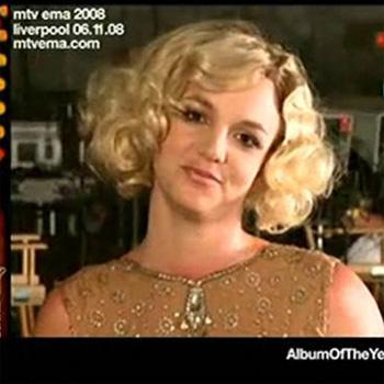 Бритни Спирс передала «спасибо» через видеопослание