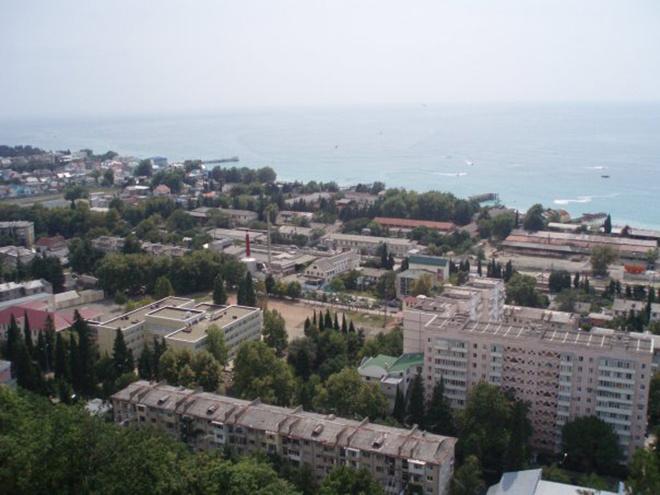 Отдых в Лазаревском